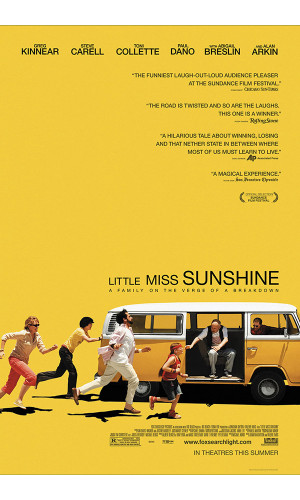 Poster Pequena Miss Sunshine-Little Miss Sunshine