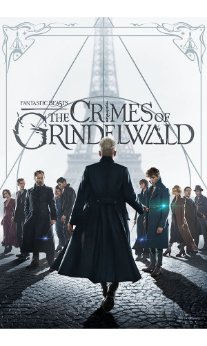 Poster Fantastic Beasts – Os Crimes de Grindelwald