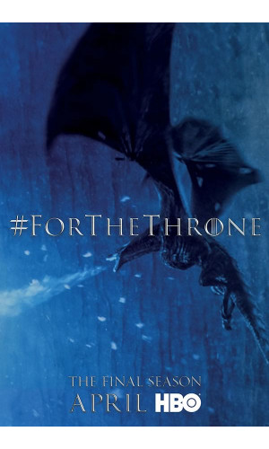 Poster Game Of Thrones Got