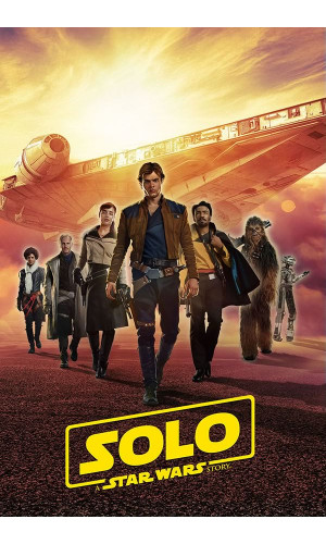 Poster Star Wars - Han Solo
