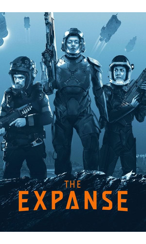 Poster The Expanse A Expansao