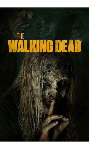 Poster The Walking Dead Twd