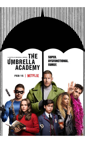 Poster Umbrella Academy