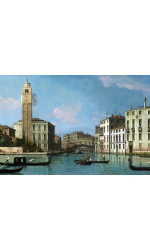 Poster Canaletto - Entrance To The Cannaregio