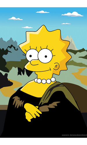 Poster Lisa Simpsons