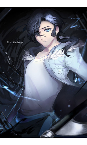 Poster Sirius The Jaeger - Animes