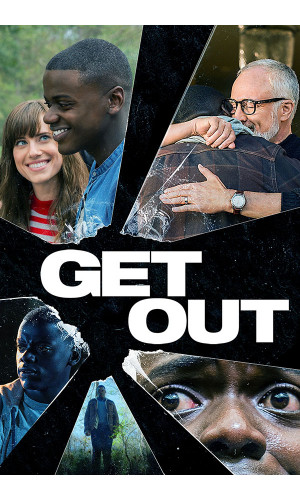 Poster Corra - Get Out - Filmes