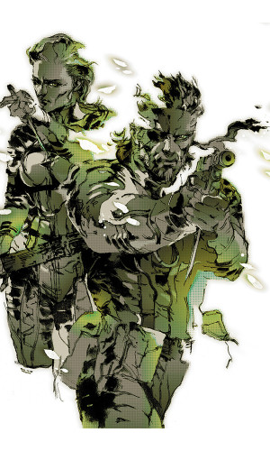 Poster Metal Gear Solid