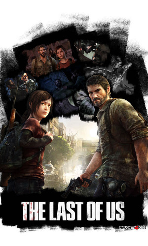Poster The Last Of Us Tlou