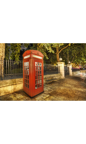 Poster Fotografia - Telephone - Londres - London