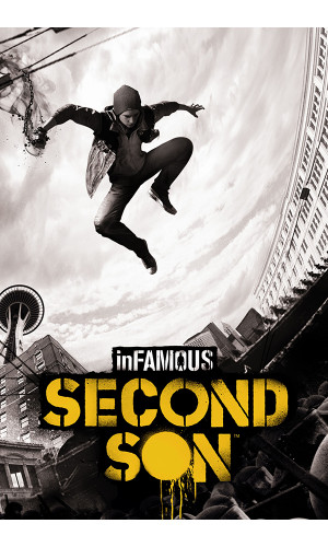 Poster Second Son
