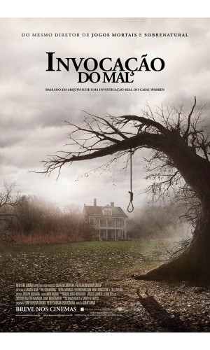 Poster Invocacao Do Mal - The Conjuring