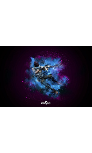 Poster CS GO - Counter Strike Global Offensive - Games