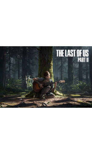Poster The Last Of Us Part II - Tlou 2 - Games