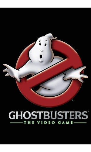 Poster Ghostbuster The Video Game