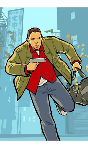 Poster Grand Theft Auto Chinatown Wars