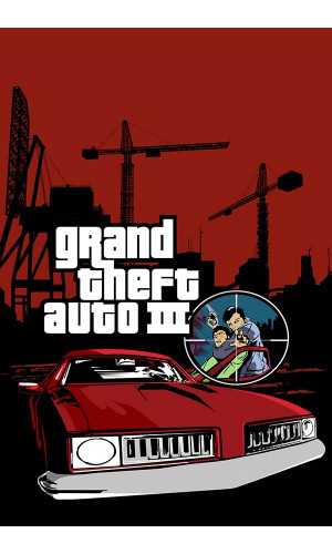 Poster Grand Theft Auto III