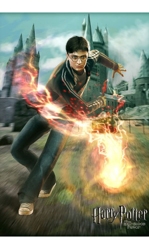 Poster Harry Potter And The Half Blood Prince