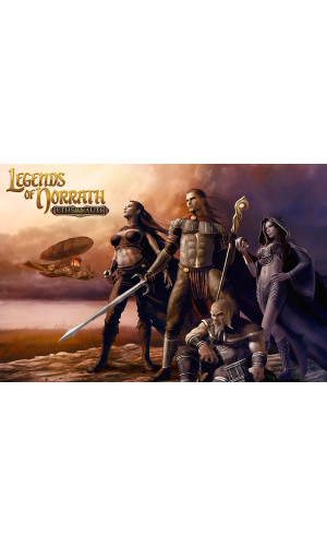 Poster Legends Of Norrath Ethernauts