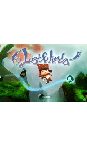 Poster Lostwinds Winter of The Melodias