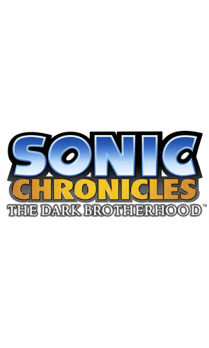 Poster Game Sonic Chronicles The Dark Brotherhood