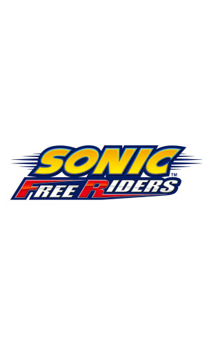 Poster Game Sonic Free Riders