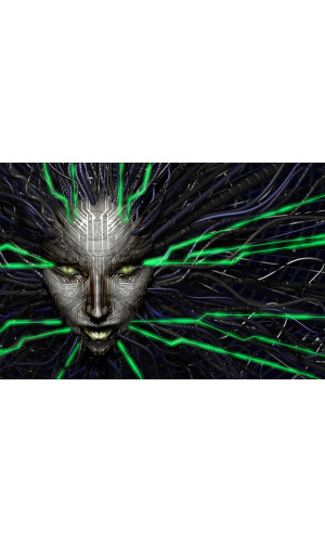 Poster Game System Shock
