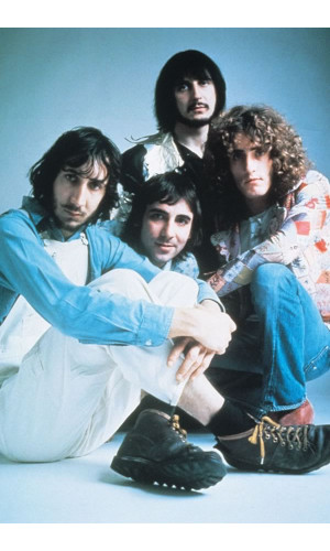 Poster Rock Bandas The Who