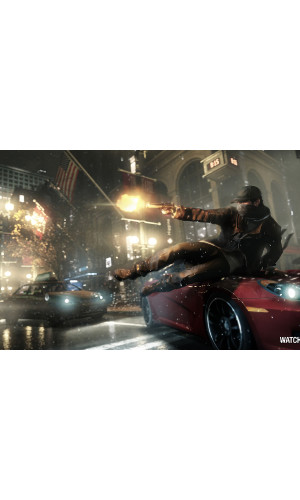 Poster Game Watch Dogs