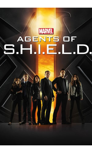Poster Agentes Agents Of Shield