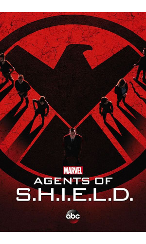 Poster Agentes Of Shield