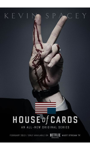 Poster House Of Cards