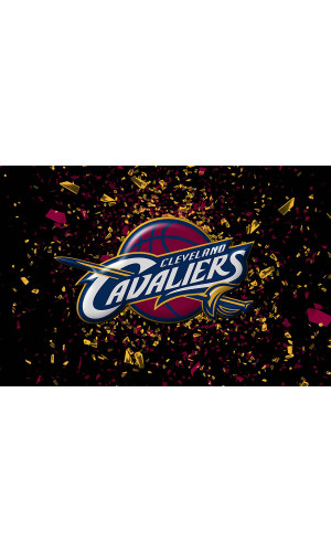 Poster Cleveland Cavaliers - Basquete - Nba