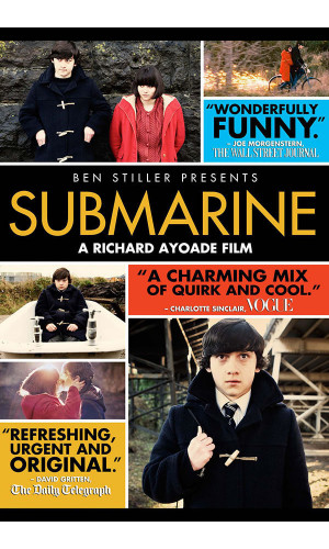 Poster Alternativos Indie Submarine