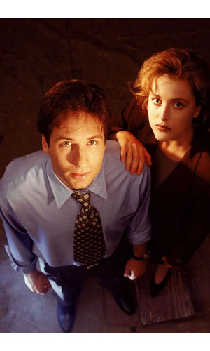 Poster Arquivo X Files