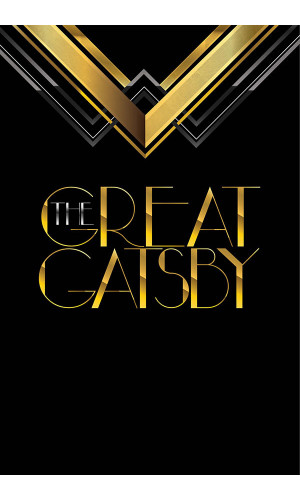 Poster  007 The Great Gatsby Grande Gatsby