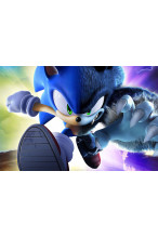Poster Sonic - Games