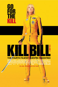 Poster Kill Bill Volume 1 - Filmes